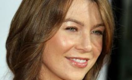 Ellen Pompeo Steps Out For Premiere of The Bourne Ultimatum