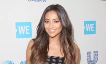 Pretty Little Liars' Shay Mitchell Gives Birth to Her First Child