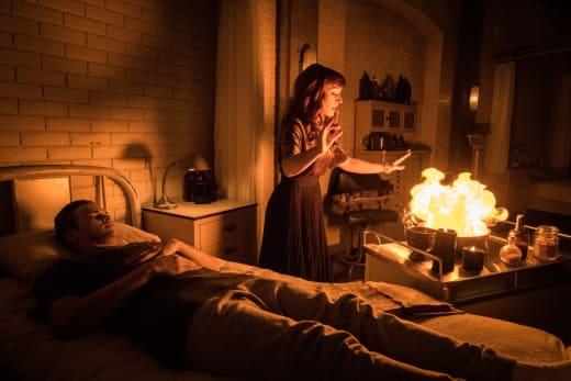 Rowena's First Attempt - Supernatural Season 14 Episode 7