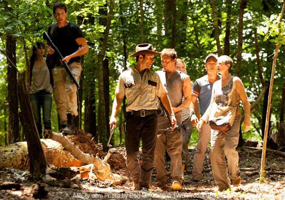 The Walking Dead Season 2 Premiere Pic