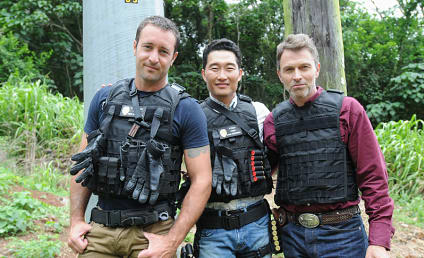 """Hawaii Five-0 Exclusive: Peter Lenkov on McGarrett's """"New Discoveries,"""" A """"Surprising Twist"""" for Chin Ho"""
