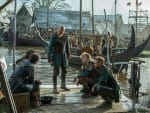 The Sons of Ragnar Prepare for Battle - Vikings Season 4 Episode 18