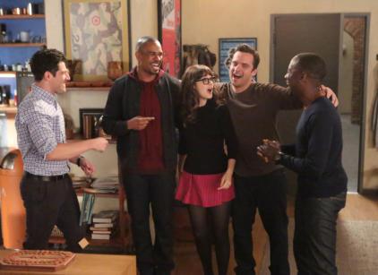 Watch New Girl Season 3 Episode 7 Online