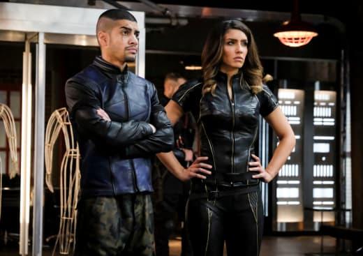 Screw 'Em - Arrow Season 6 Episode 12