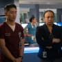 Choi and Goodwin - Chicago Med Season 2 Episode 7