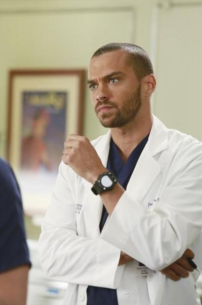 Avery on Grey's