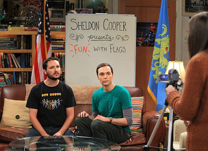 Watch The Big Bang Theory Season 6 Episode 7 Online