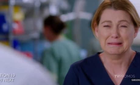 Grey's Anatomy Promo: Jeremiah 29:11