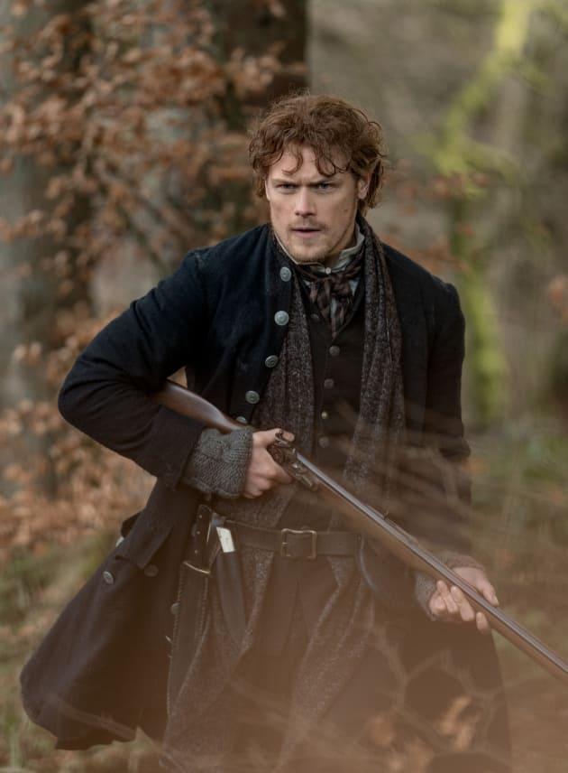 Teaching William to Hunt - Outlander Season 4 Episode 6