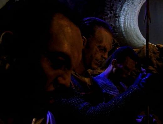 The Three - Buffy the Vampire Slayer Season 1 Episode 7