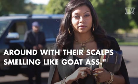 Empire Quotes: You Tell 'Em, Cookie!