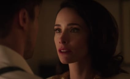 Timeless Season 2 Trailer: Lucy & Wyatt Kiss!