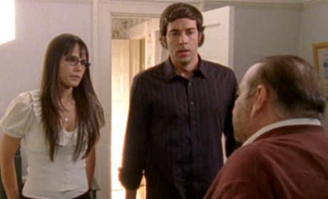 Chuck, Jill and Uncle Bernie
