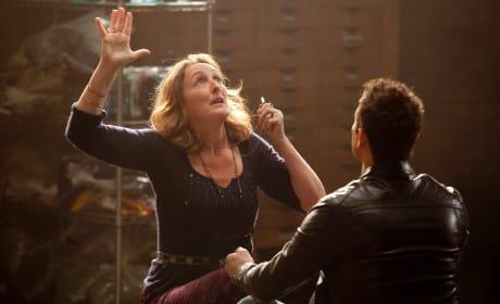 Fiona Shaw as Marnie