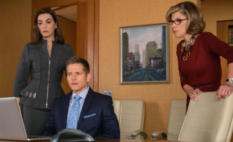 What midseason grade would you give The Good Wife?