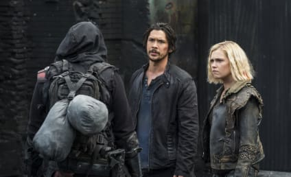 The 100: Bellamy and Clarke's Platonic Soulmate Reunions Examined
