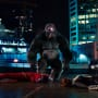 Gorilla Grodd Takes Down Flash - The Flash Season 5 Episode 15