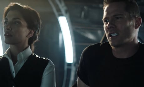 Unusual Partnership -- Tall - Killjoys Season 5 Episode 8