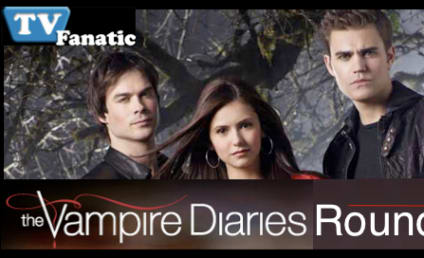 "The Vampire Diaries Round Table: ""Bad Moon Rising"""