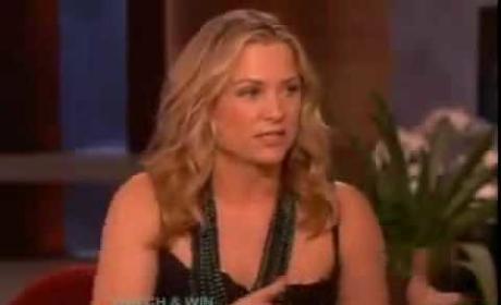 Jessica on Ellen