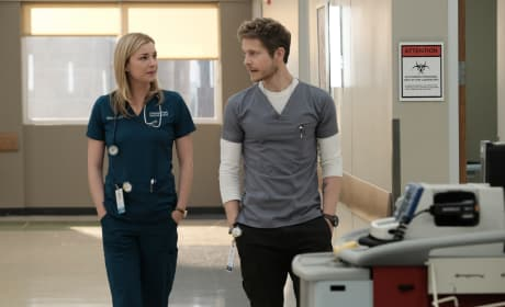 All's Well for Now - The Resident Season 1 Episode 7