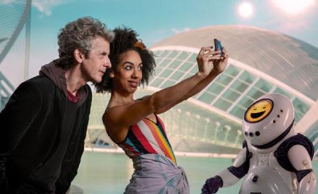 Doctor and Bill - Doctor Who Season 10 Episode 3