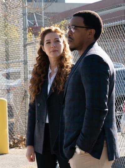 (TALL) An Uncomfortable Case - Proven Innocent Season 1 Episode 5