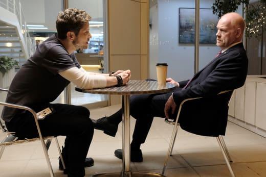 Like Father, Like Son - The Resident Season 2 Episode 6