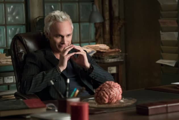 Blaine's New Plan - iZombie Season 4 Episode 9