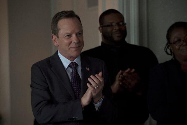 A Happy President - Designated Survivor Season 1 Episode 19