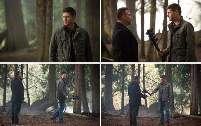 Dean supernatural season 10 episode 19
