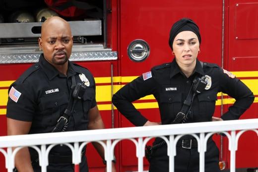 Fire Besties  - 9-1-1: Lone Star Season 2 Episode 10