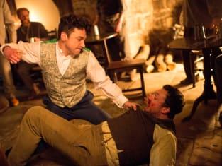 A Fight - Houdini & Doyle