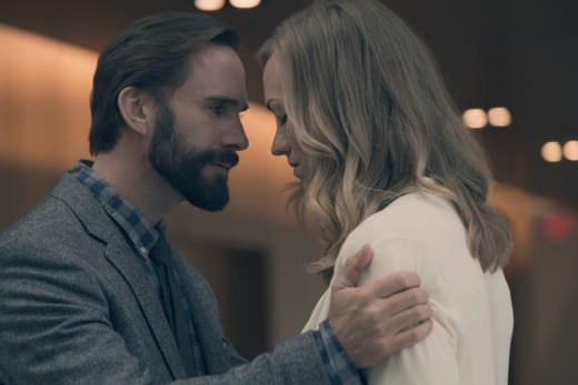Husband and Wife - The Handmaid's Tale Season 2 Episode 6