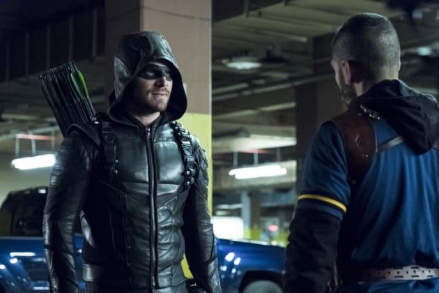 Follow Orders - Arrow Season 5 Episode 11