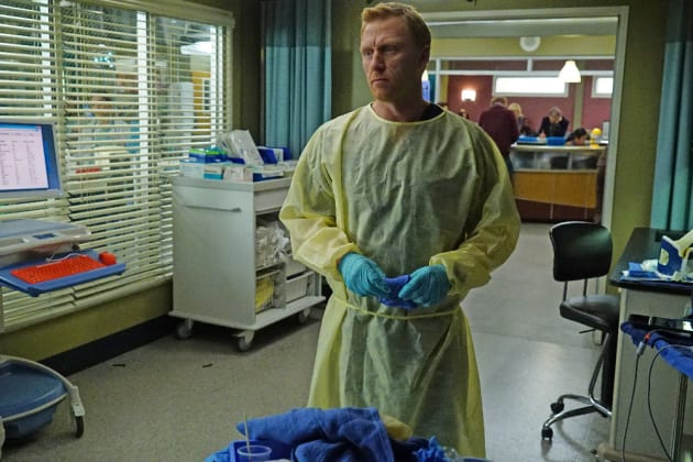 All By Myself - Grey's Anatomy Season 13 Episode 17