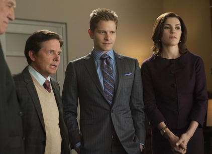 Watch The Good Wife Season 5 Episode 21 Online