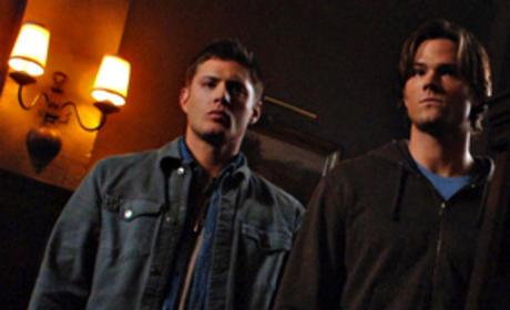 Sam and Dean Photo