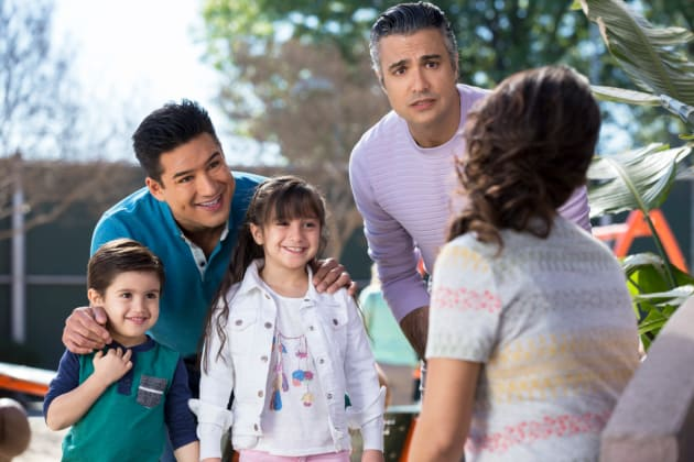 Oh, Hey Mario Lopez!  - Jane the Virgin Season 4 Episode 15