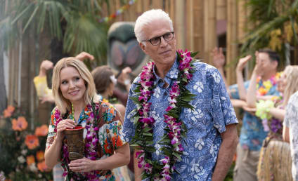 The Good Place Season 4 Episode 3 Review: Chillaxing