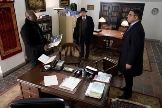 Recapping Crime - The Blacklist Season 7 Episode 16
