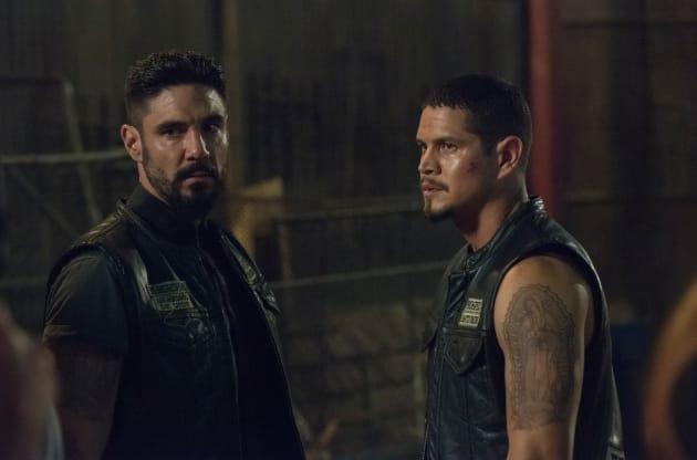 Broken Brothers  - Mayans M.C. Season 1 Episode 10