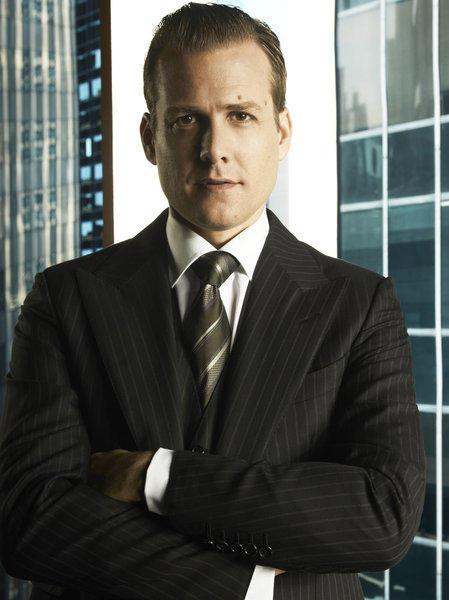 Gabriel Macht as Harvey Specter