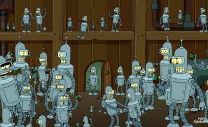 Futurama Season 8 Premiere Review: Foreclosure Follies