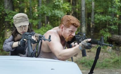 The Walking Dead Season 5 Episode 11 Review: The Distance