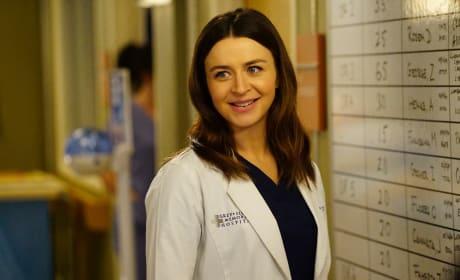 Happy Amelia - Grey's Anatomy Season 13 Episode 22