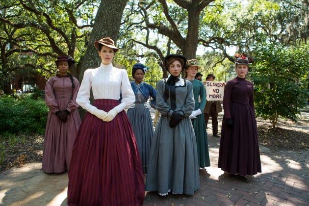 Ladies of the Movement - Underground Season 2 Episode 1