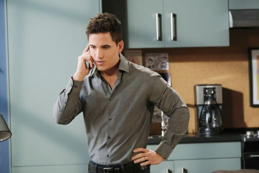 Charlie Flips Out - Days of Our Lives