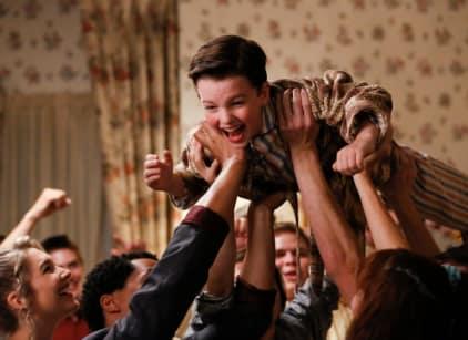 Watch Young Sheldon Season 1 Episode 5 Online