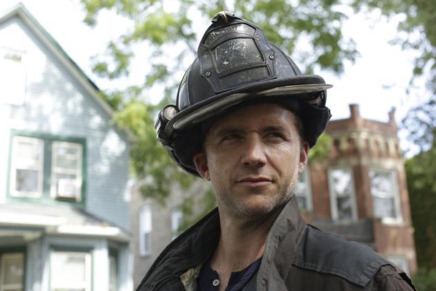 Jeff Clarke - Chicago Fire